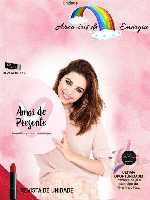 Revista da Unidade Arco-iris de Energia - Dezembro-16