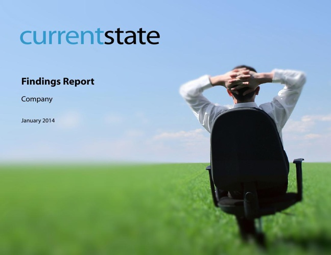 CurrentState Sample Report