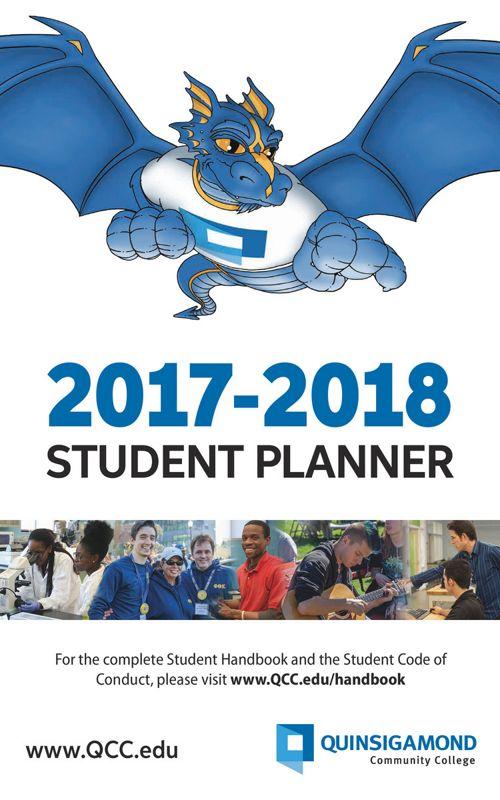 QCC Planner 2017-2018