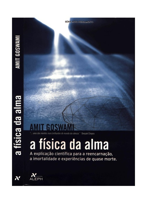 Livros - Amit Goswami
