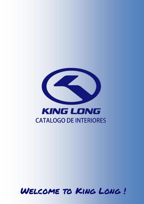 CATALOGO INTERIORES KING LONG