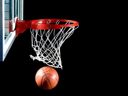 Ball hoop