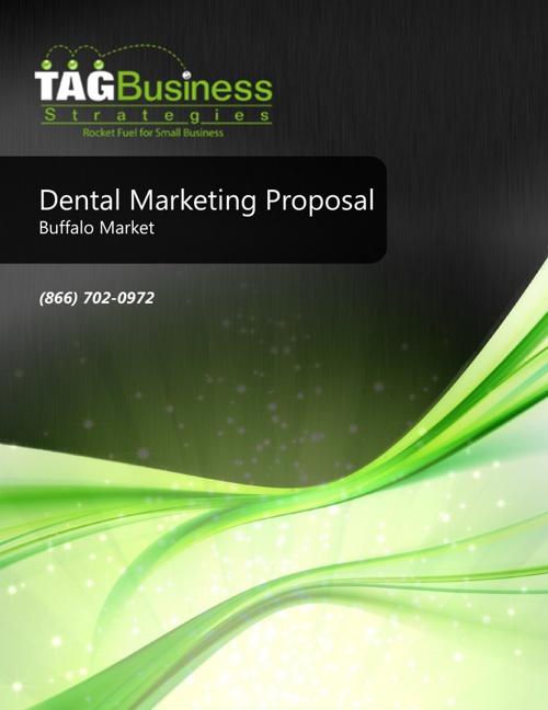 Dental marketing Proposal Buffalo Market_20121213