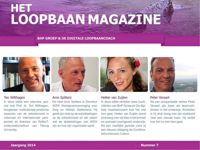 Het Loopbaan Magazine - nummer 7