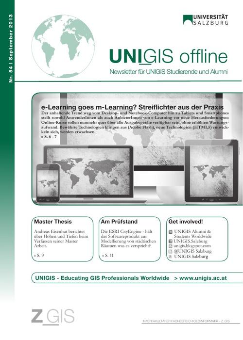 UNIGIS offline 03/2013
