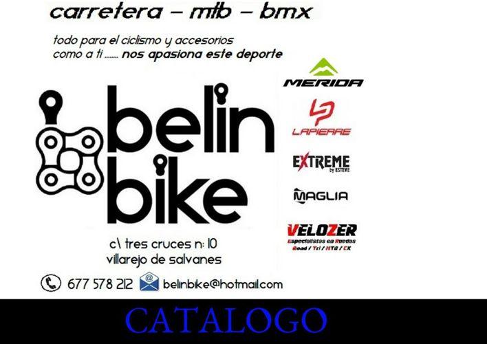 Copy of CATALOGO BELINBIKE PRODUCTOS EXTREME by esteve