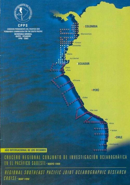 Crucero Regional Oceanográfico - Parte I (1998-2007)