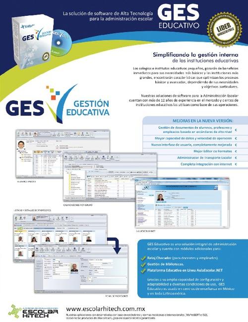 Sistema Gestion Educativa