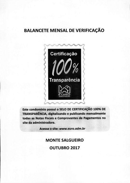 MONTE SALGUEIRO - 2017/10