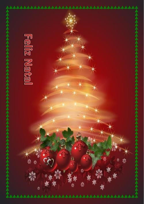 Postal de Natal