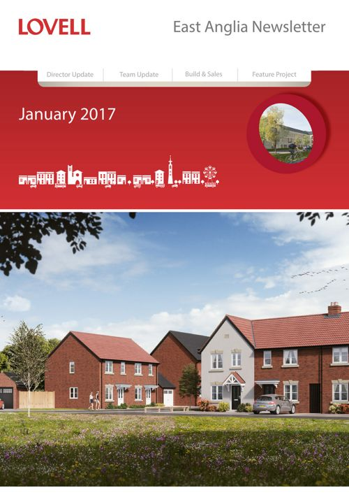 East Anglia newsletter January 2017