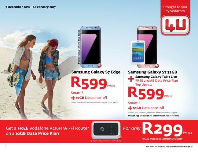 Vodacom4U (7 December 2016 - 6 February 2017)