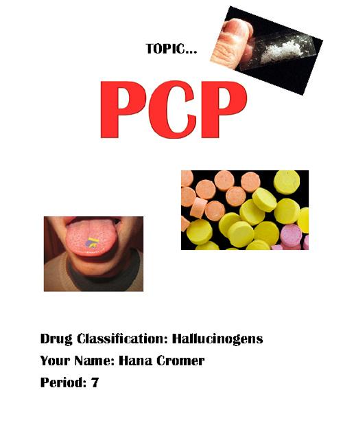 Health Project Hana Cromer Period 7