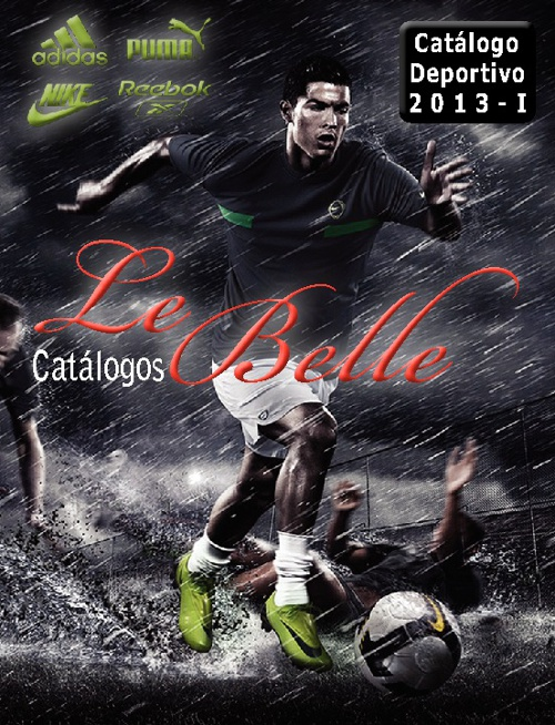 Catálogo Le Belle 2013 - I