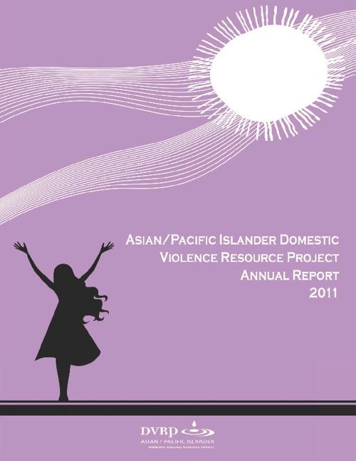 DVRP Annual Report 2011