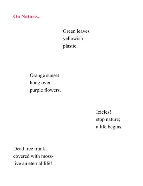 Poetry Rework - Important