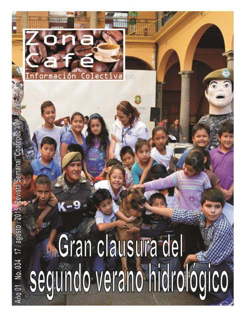 Revista Digital Zona Cafe Numero 034