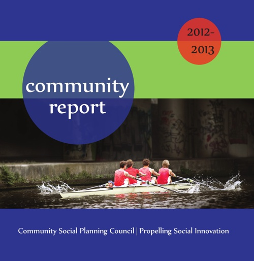 2012-2013 CSPC Annual Community Report