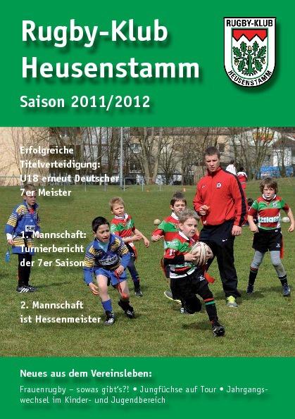Saisonheft 2011-12