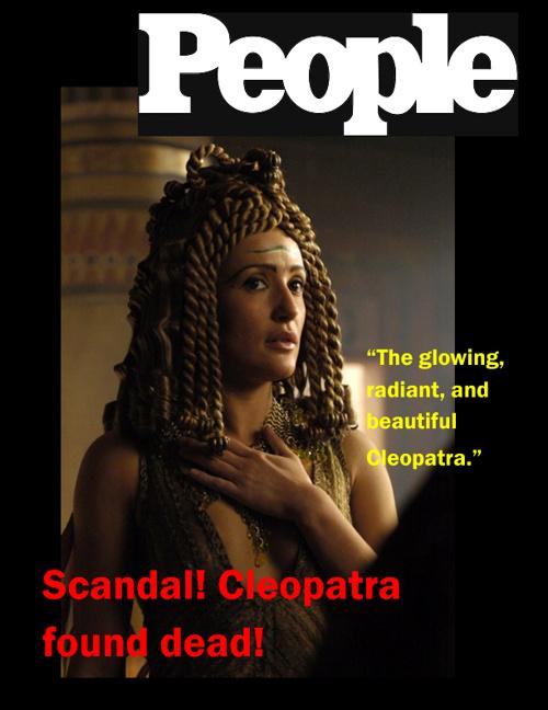 Cleopatra Draft Clark M