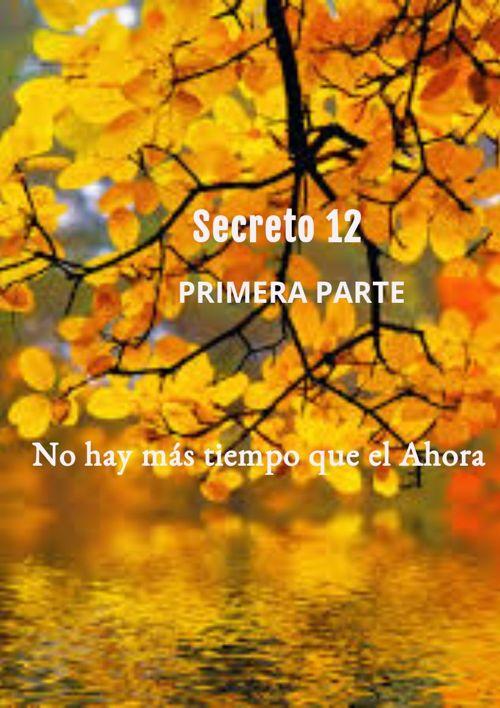 Secreto 12 -No hay más tiempo que el Ahora-Primera parte