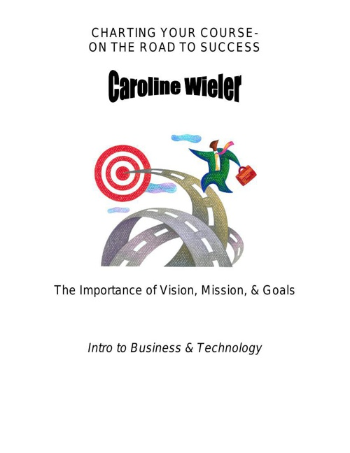Chart_Your_Course-On_The _Road_To_Success_Packet_CarolineWieler