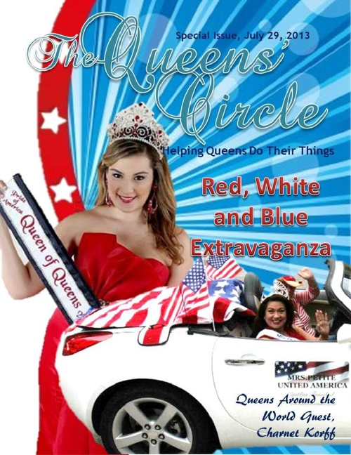The Queens' Circle - July 29th - Red, White & Blue Extravaganza