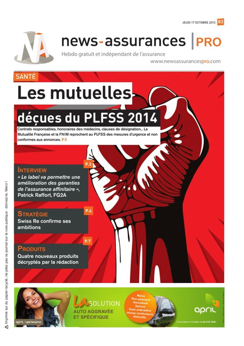 News Assurances PRO - Edition 83