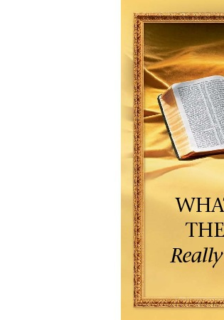 Copy of What Does the Bible Really Teach?