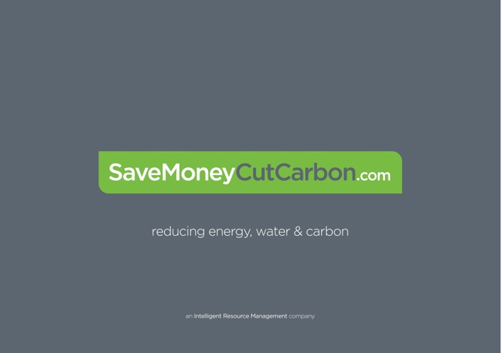 SaveMoneyCutCarbon Corporate Overview