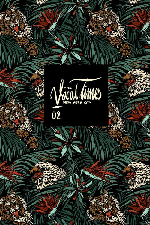 THE VOCAL TIMES  - Issue No 2