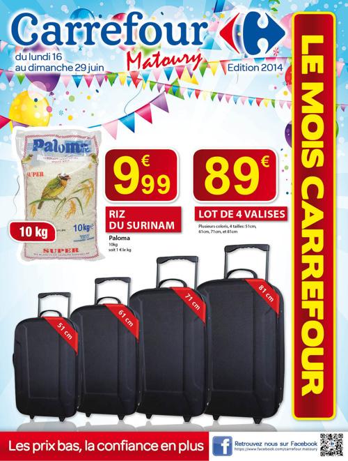 Le mois Carrefour suite