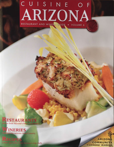 Cuisine of Arizona 2015