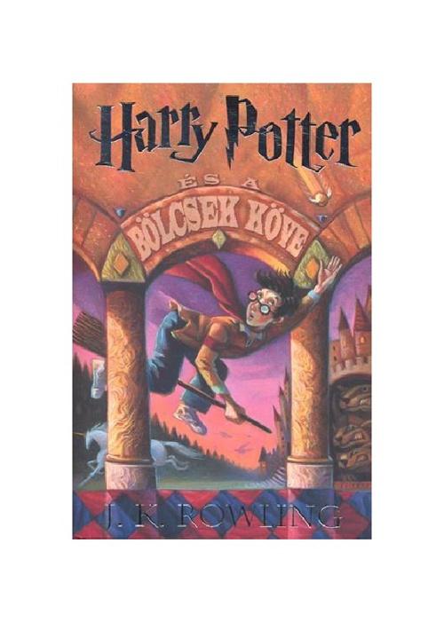 J.K Rowling Harry Potter és a Bölcsek Köve
