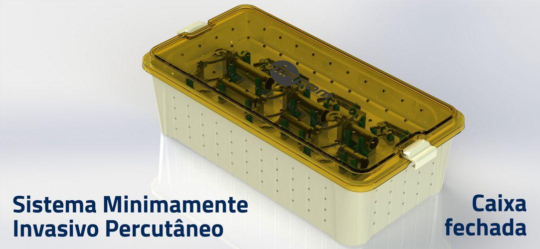 Macom - Sistema Retrator Percutâneo Minimamente Invasivo