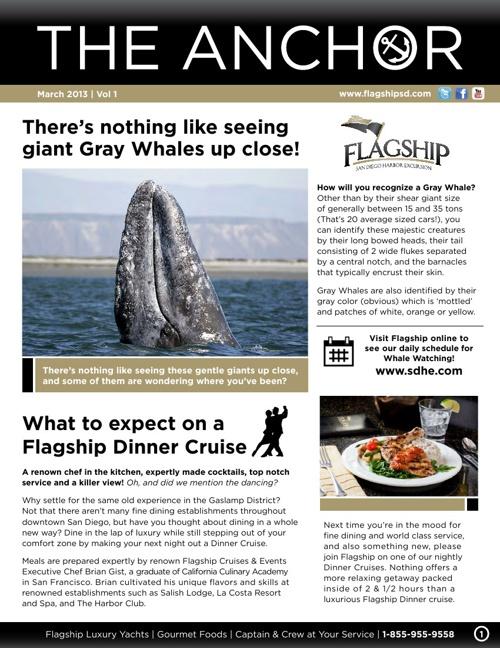 Flagship Newsletter