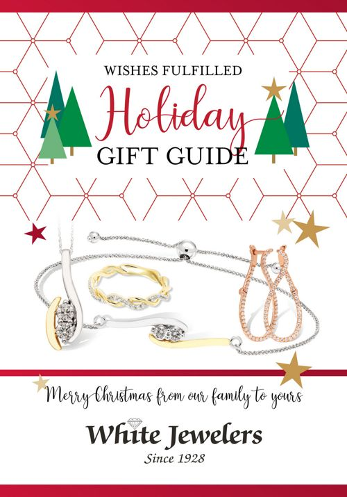 White Jewelers Holiday Gift Guide 2017