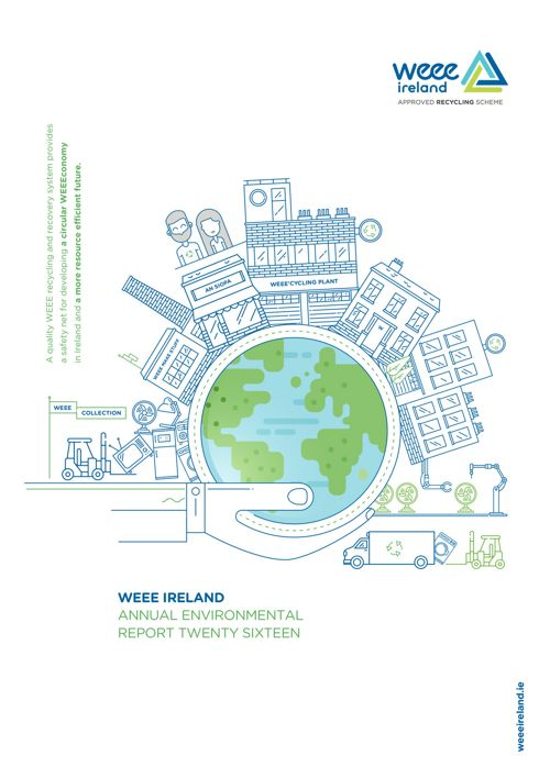 WEEE Ireland Annual Environmental Report 2016