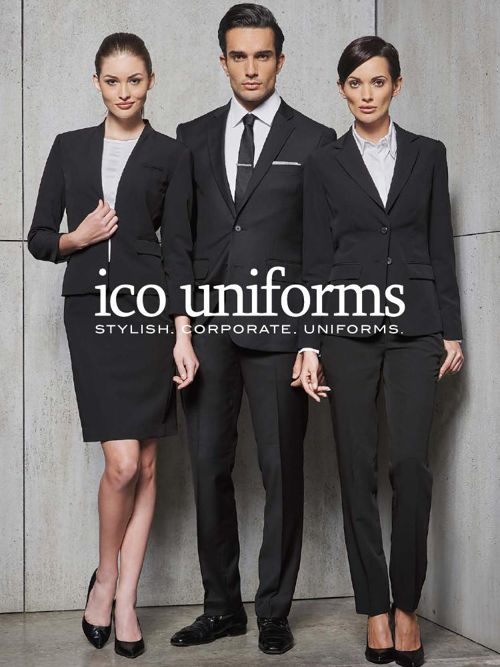 ICO Uniforms Tailored Collection