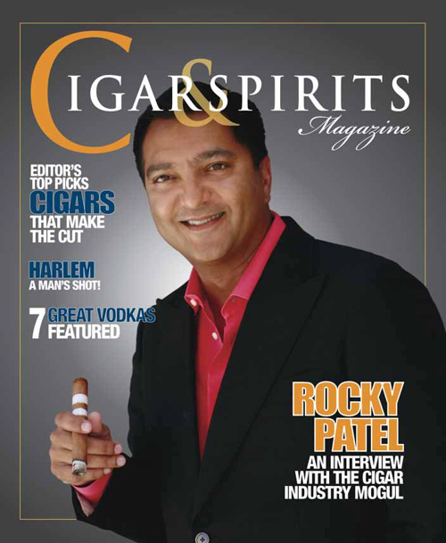 Cigar & Spirits Magazine Summer Issue