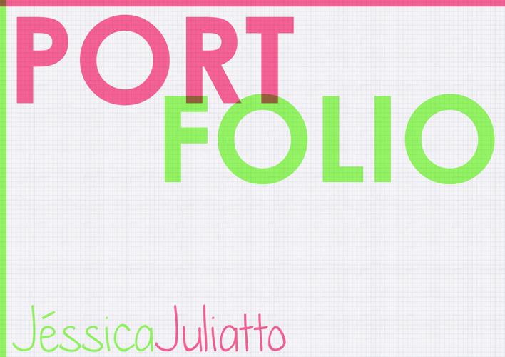 Portfolio Jéssica Juliatto