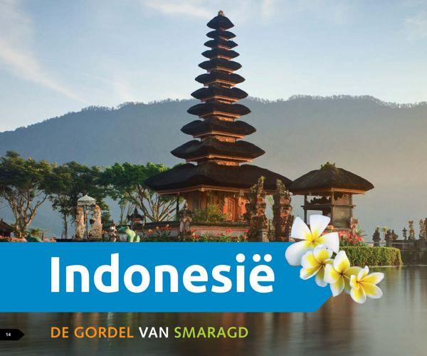 Rondreis shop INDONESIE