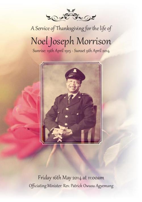 Noel Morrison