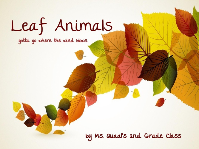 Leaf Animals - Quaal