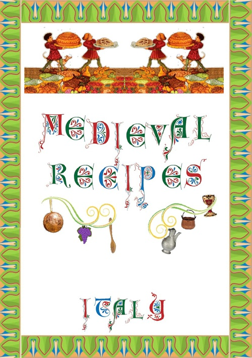 Medieval cookbook Italy