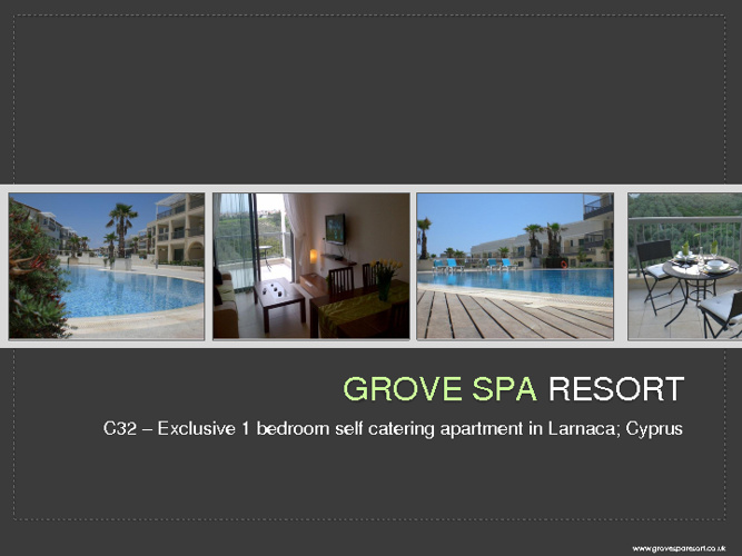 C32 Grove Spa Resort