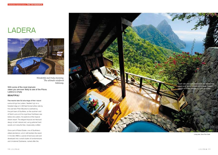 Cocotraie Magazine Issue 1 - Ladera feature