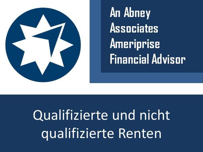 An Abney Associates Ameriprise Financial Advisor