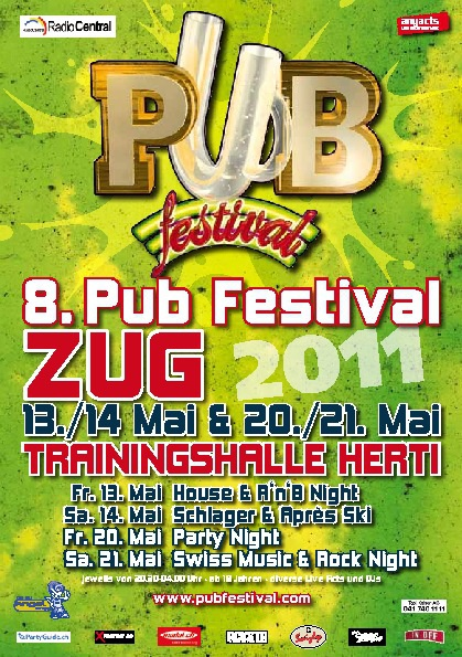 Pub Festival Zug
