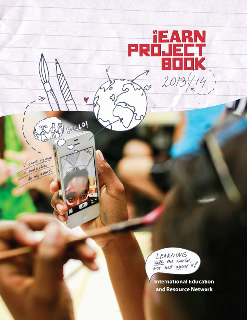 2013-2014 iEARN Project Book